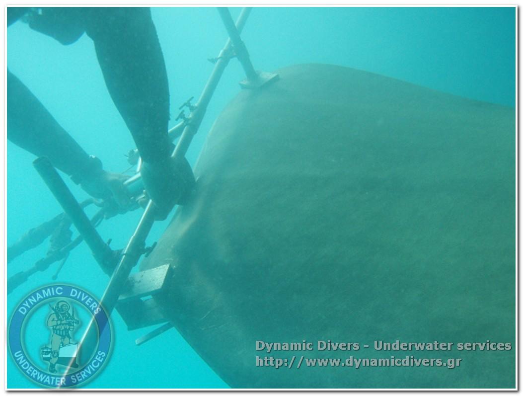 Propeller Repair Amp Re Balancing Dynamic Divers